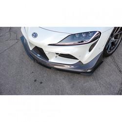 EVS Tuning Aero Carbon Front Lip Spoiler - Toyota GR Supra (A90) 2020+