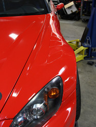 EVS Tuning Vented Front Wide Fenders (FRP) - Honda S2000 00-09