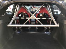 EVS Tuning Rear Seat Delete - Honda Civic Type R FK8
