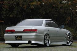 Vertex Toyota Mark II JZX/GX100 Body Kit