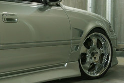 Vertex Toyota Mark II JZX/GX100 Front Aero Fenders