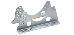 OMP Aluminum Tall Side Mount Seat Brackets 2