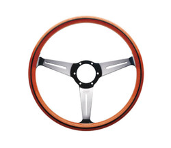 OMP Monza 360mm Wood Steering Wheel