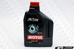 Motul 90 PA Gear & LSD Limited Slip Differential Oil GL5 - 2 Liter (Kaaz / Tomei / OS Giken / Nismo)