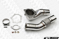 Tomei Expreme Outlet O2 Housing Down Pipe Evo X CZ4A