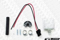 Walbro 255lph Fuel Pump Install Kit - Mitsubishi Evo 8 9