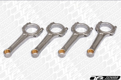 Manley Forged Turbo Tuff I Beam Connecting Rods - Mitsubishi Evo 8 9 4G63 (6mm Longer)