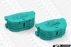 Project Mu - D1 Spec Rear Brake Pads Nissan 240SX S13/S14