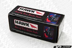 Hawk HP Plus Mitsubishi Evo 7 8 9 X - Front Brake Pads