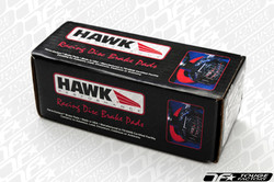 Hawk HP Plus Hyundai Genesis Coupe Brembo - Rear Brake Pads