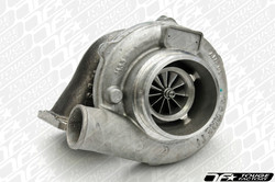 """Garrett GTX3076R Turbo: T3 Inlet with 3"""" V-Band Discharge / Divided Twin Scroll"""