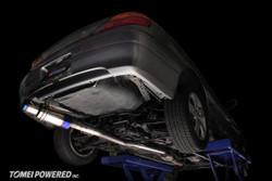 Tomei Expreme Ti Titanium Exhaust - Nissan S15