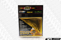 "DEI Reflect-A-Gold Heat Barrier Sheet:  12"" x 24"""