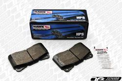 Hawk HPS Street: Nissan 350Z / Infiniti G35 w Brembo - Rear Brake Pads