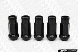 MUTEKI SR48 Super Tuner Lug Nut - Black