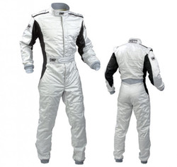 OMP Technica Plus 2 3-Layer Professional Race Suit - FIA