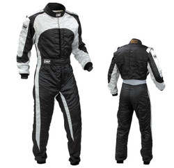OMP Dynamo 2-Layer Professional Race Suit - FIA