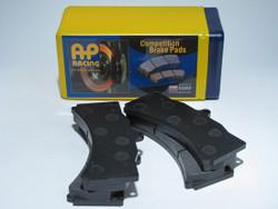 AP Racing S100 Street Sport Brake Pads Honda S2000 AP1 AP2 - Rear