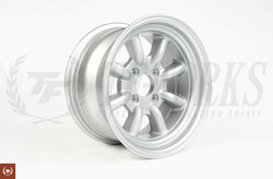 RS Watanabe R-Type Aluminum Racing Wheels 15x8.5 -6