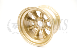 RS Watanabe R-Type Aluminum Racing Wheels 15x9 -13