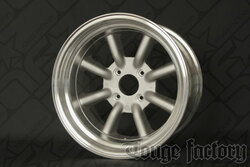 RS Watanabe R-Type Aluminum Racing Wheels 16x9 -13