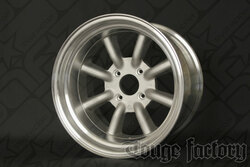 RS Watanabe R-Type Aluminum Racing Wheels 16x9.5 -19