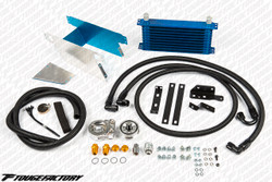 Greddy 10 Row Oil Cooler Kit Scion FR-S & Subaru BRZ