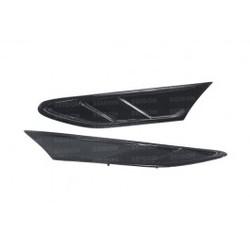 Seibon Carbon Fiber Fender Ducts FR-Style for Scion FR-S & Subaru BRZ