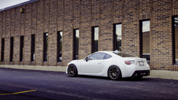 STANCE XR1 Coilovers with SWIFT Springs for Scion FR-S & Subaru BRZ
