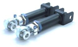SPL Titanium Rear Traction Rods Nissan 240SX S13 S14