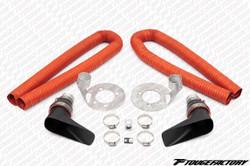 TF Brake Duct Cooling Kit for Scion FR-S & Subaru BRZ