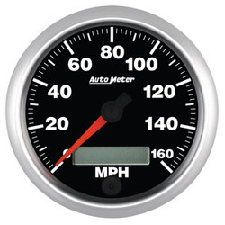 "Auto Meter Elite Speedometer Programmable Gauge 85.7mm (3 3/8"")"