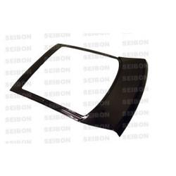 Seibon OEM-style carbon fiber trunk lid for 1989-1994 Nissan 240SX HB