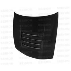 Seibon TR-style carbon fiber hood for 1997-1998 Nissan 240SX