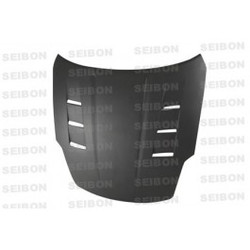 Seibon Dry carbon TS-style carbon fiber hood for 2002-2006 Nissan 350Z *ALL DRY CARBON PRODUCTS ARE MATTE FINISH!