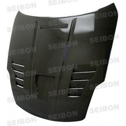 Seibon VT-style carbon fiber hood for 2002-2006 Nissan 350Z