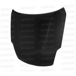 Seibon OEM-style carbon fiber hood for 2007-2008 Nissan 350Z