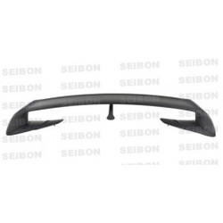 Seibon VS-style DRY CARBON rear spoiler for 2009-2011 Nissan GTR *ALL DRY CARBON PRODUCTS ARE MATTE FINISH!