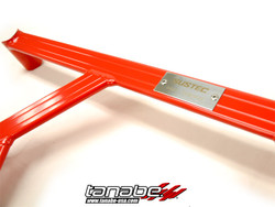 Tanabe Front Sustec Under Brace for Infiniti G35 Coupe 03-07 and G35 Sedan 03-06