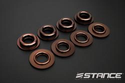 STANCE Scion FR-S / Subaru BRZ Aluminum Rear Subframe collars