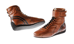OMP Carrera Vintage Racing Shoes - FIA