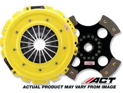 ACT Heavy Duty Race 4-Puck Rigid Unsprung Clutch Scion FR-S & Subaru BRZ