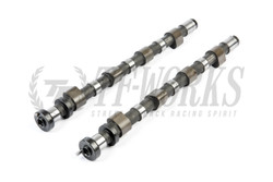 Tomei 258° / 11.50mm Lift PONCAM Camshaft for S13 SR20DET - Intake / Exhaust