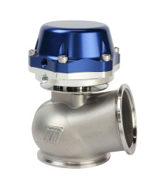 Turbosmart Power-Gate 60 Wastegate (14psi) - Blue