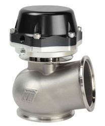 Turbosmart Power-Gate 60 Wastegate (14psi) - Black