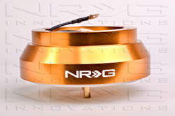 NRG Short Hub for Nissan 240SX S13 / S14 - Rose Gold
