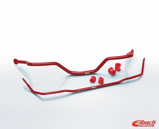 Eibach Springs Anti-Roll Kit (Front & Rear Sway Bars)- Mitsubishi EVO X 2008-13