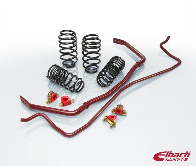 Eibach Springs Pro-Plus (Pro-Kit Springs & Anti-Roll Kit Sway Bars)- Nissan 370Z 2010-13
