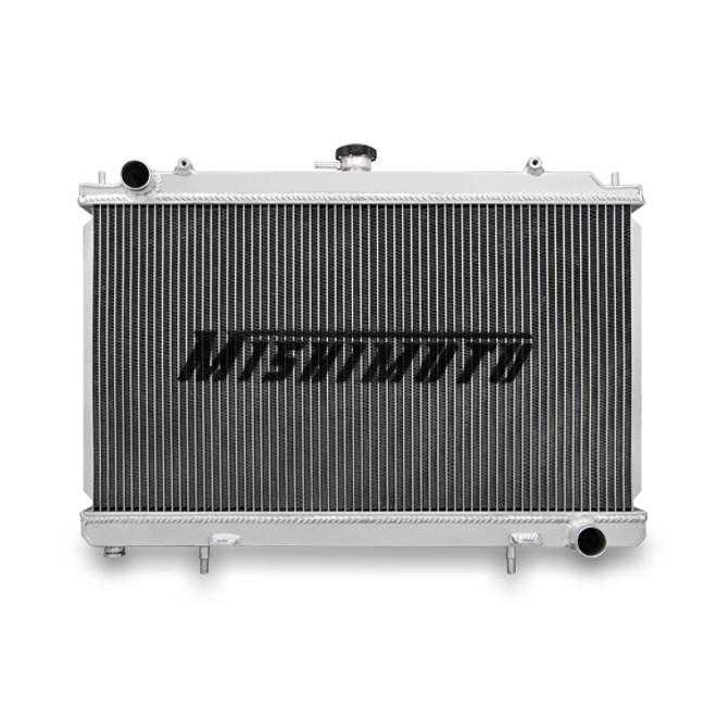 Mishimoto Nissan 240SX S14 with SR20DET Aluminum Radiator (95-98)