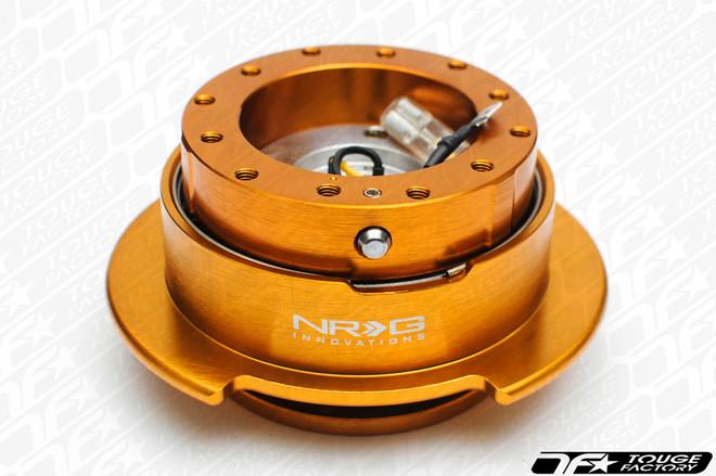 NRG Quick Release Kit Gen 2.5 - Rose Gold/Rose Gold Ring